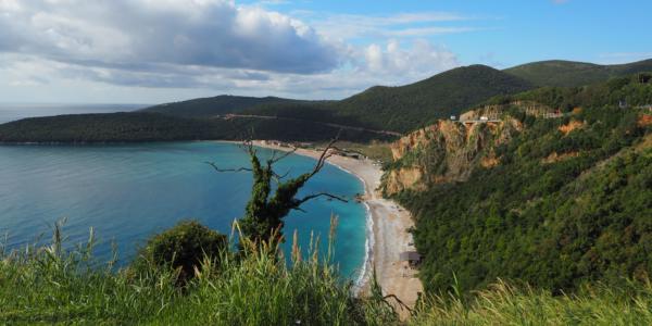 Küste von Montenegro