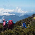 Gipfel Snow Mountain Taiwan