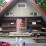 Walami Trail Hütte