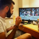 Sumoringen im Fernsehen
