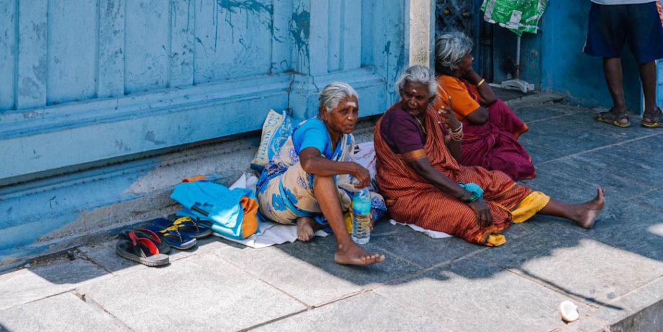 un mes en el sur de la India