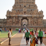 Kumbakonam_Tempel_Eingang
