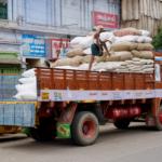 Lastwagen_Indien