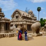Mamallapuram_Tempel_Sandstein