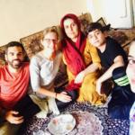 Marivan_Familie
