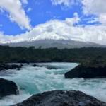 Wasserfall Pertohué