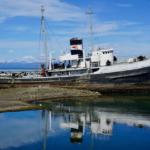 Ushuaia altes Schiffswrack